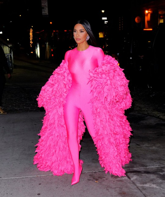 SNL afterparty Kim Kardashian