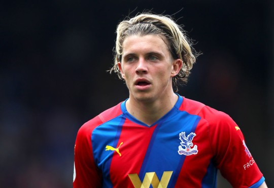 Conor Gallagher for Crystal Palace v Tottenham Hotspur - Premier League