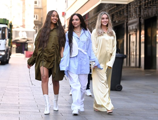 London Celebrity Sightings - April 30, 2021