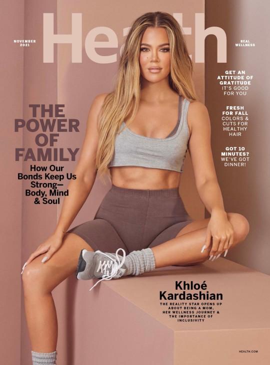 Khlo? Kardashian on Raising True & Staying Well