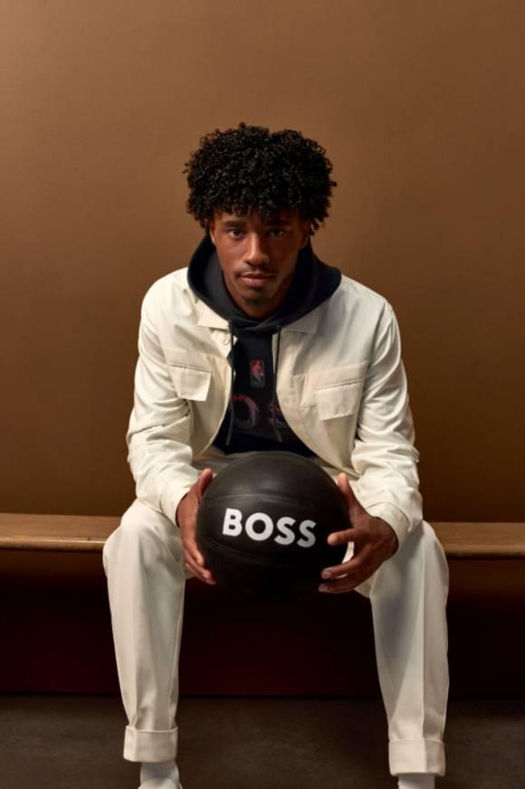 Image: Boss x NBA
