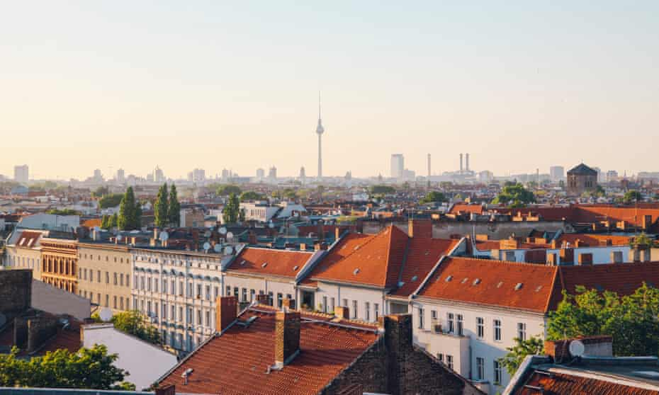 View of the Berlin panorama