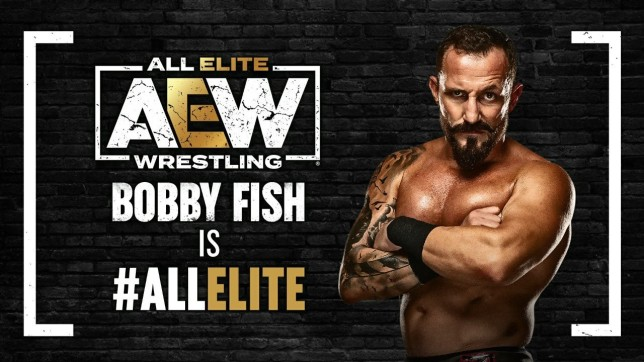 Former WWE NXT superstar Bobby Fish signs for All Elite Wrestling (AEW) after Dynamite