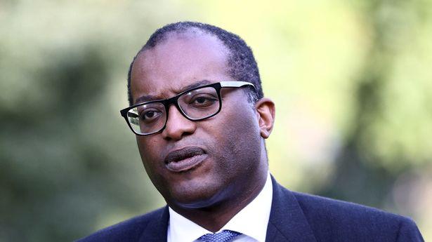 Business Secretary Kwasi Kwarteng was rebuked by the Treasury