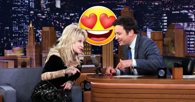 Dolly Parton reveals she has a 'crush' on Jimmy Fallon: 'I think he is precious'