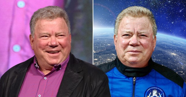 William Shatner is going to space