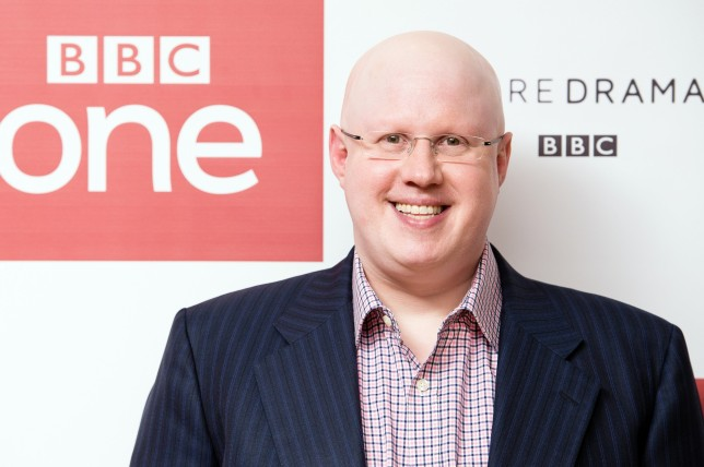 LONDON, ENGLAND - APRIL 04: Matt Lucas attends a photocall before the screening of the first episode of Series 10 of Doctor Who at the Ham Yard Hotel on April 4, 2017 in London, United Kingdom. (Photo by Jeff Spicer/Getty Images)