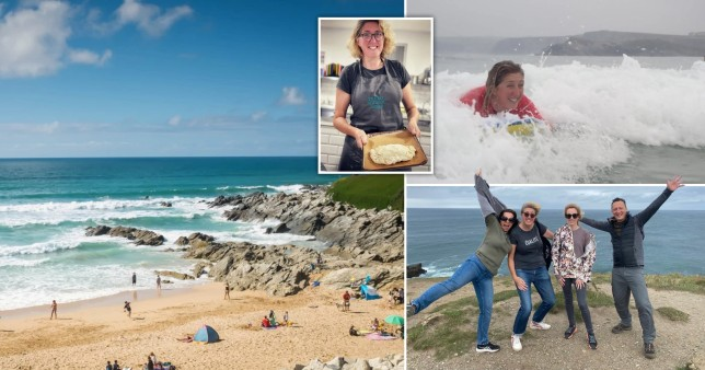 Surfing, pasties and no pints: What it's like to take a sober trip to Newquay, Cornwall