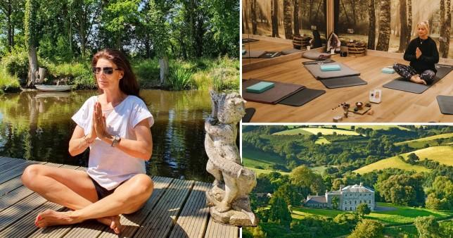 UK mindfulness retreats