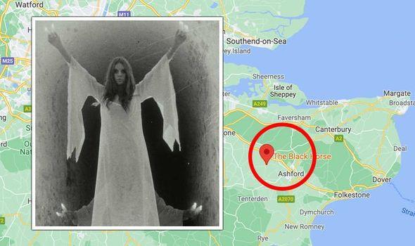 UK's most haunted village