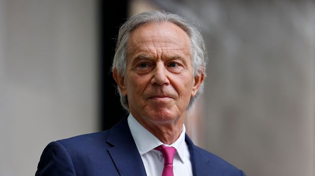 Tony Blair was among the highest profile names to appear in the Pandora Papers