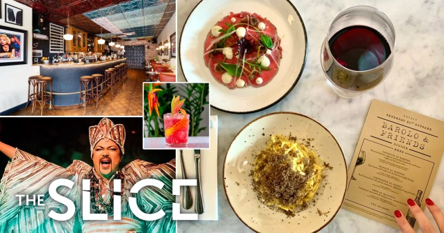 Where to eat, drink and party in London this week from Eataly to Mulan Rouge
