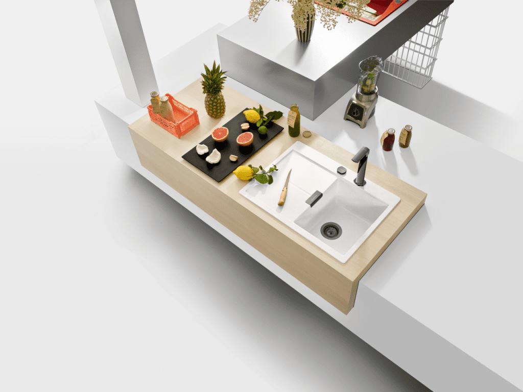 Horizont D-100S Keuken