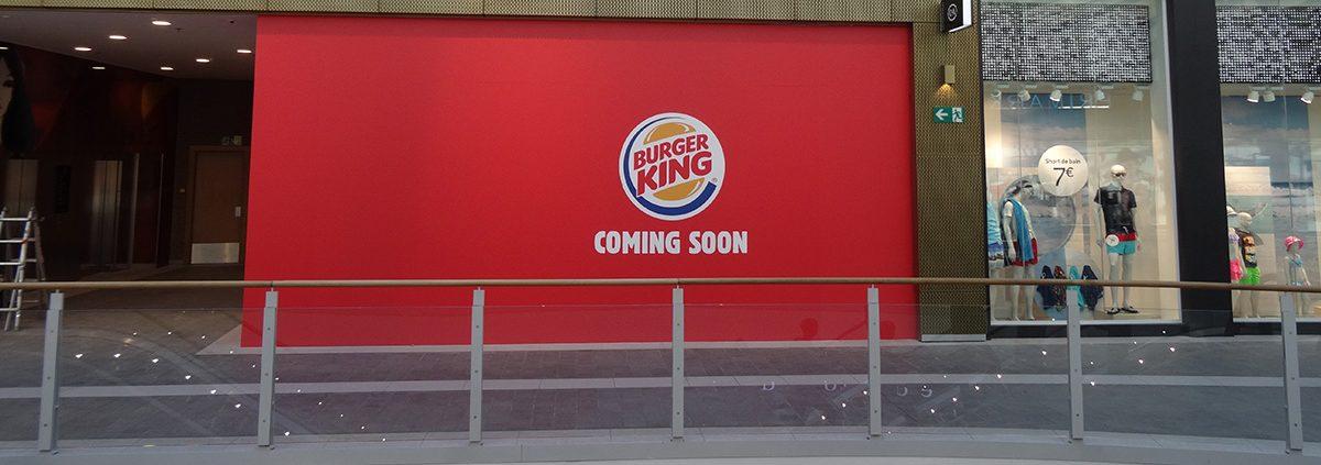 Burger King rive gauche