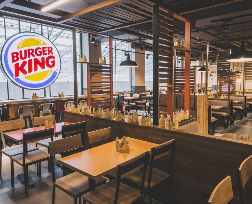Burger King Charleroi