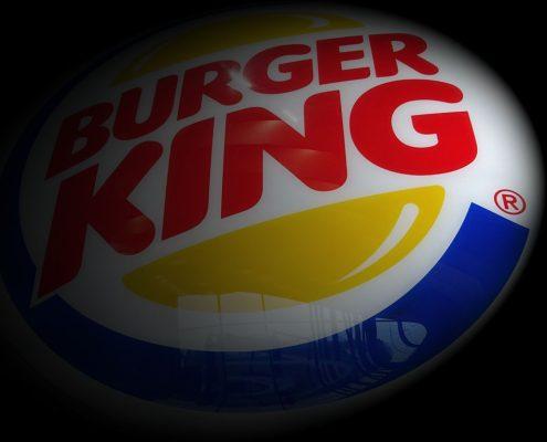 Projet Burger King Auderghem