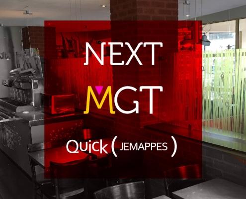 restaurant Quick Jemappes