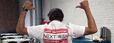 service logistique de la société Next-Way