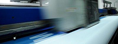 Service production imprimerie de la société Next-Way