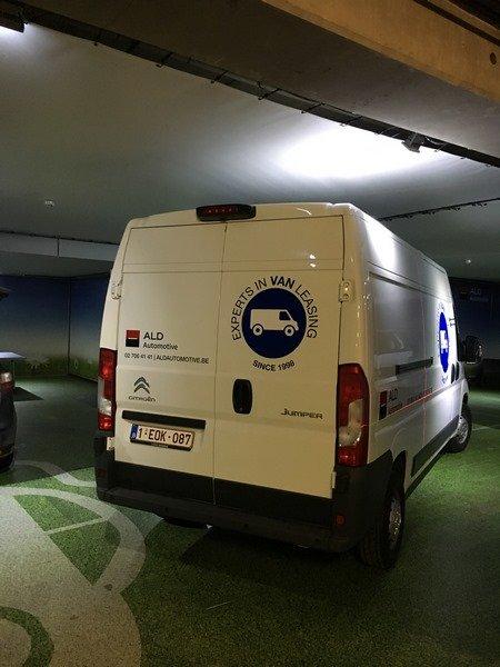"""décoration des véhicules """"test"""""""