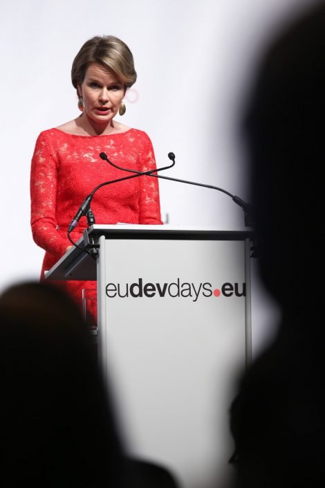 eudevdays - JDD - EDD 2016 the Queen of Belgians