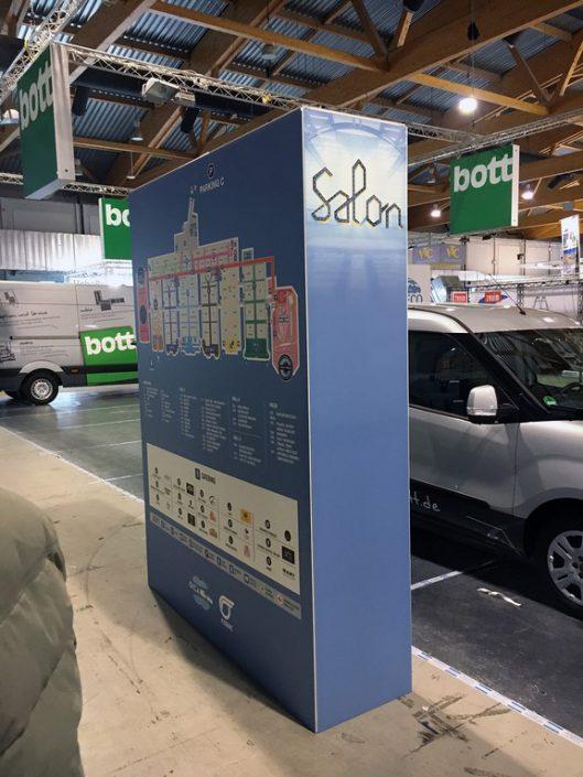 Structure T3 Salon Auto