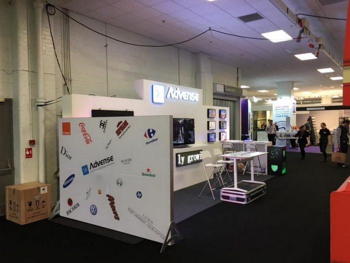 Stand Advense 2-T3 structure