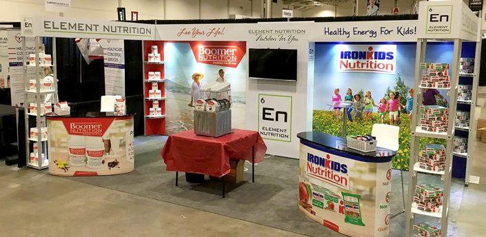 Element-Nutrition-Convertible exhibition stands