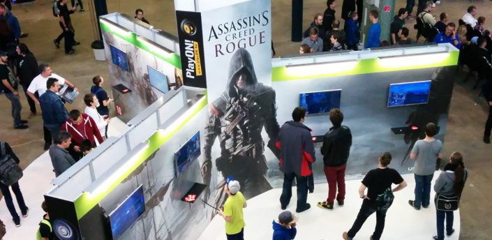 xbox-expo stand