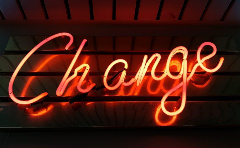 Fem nycklar för att lyckas med förändring