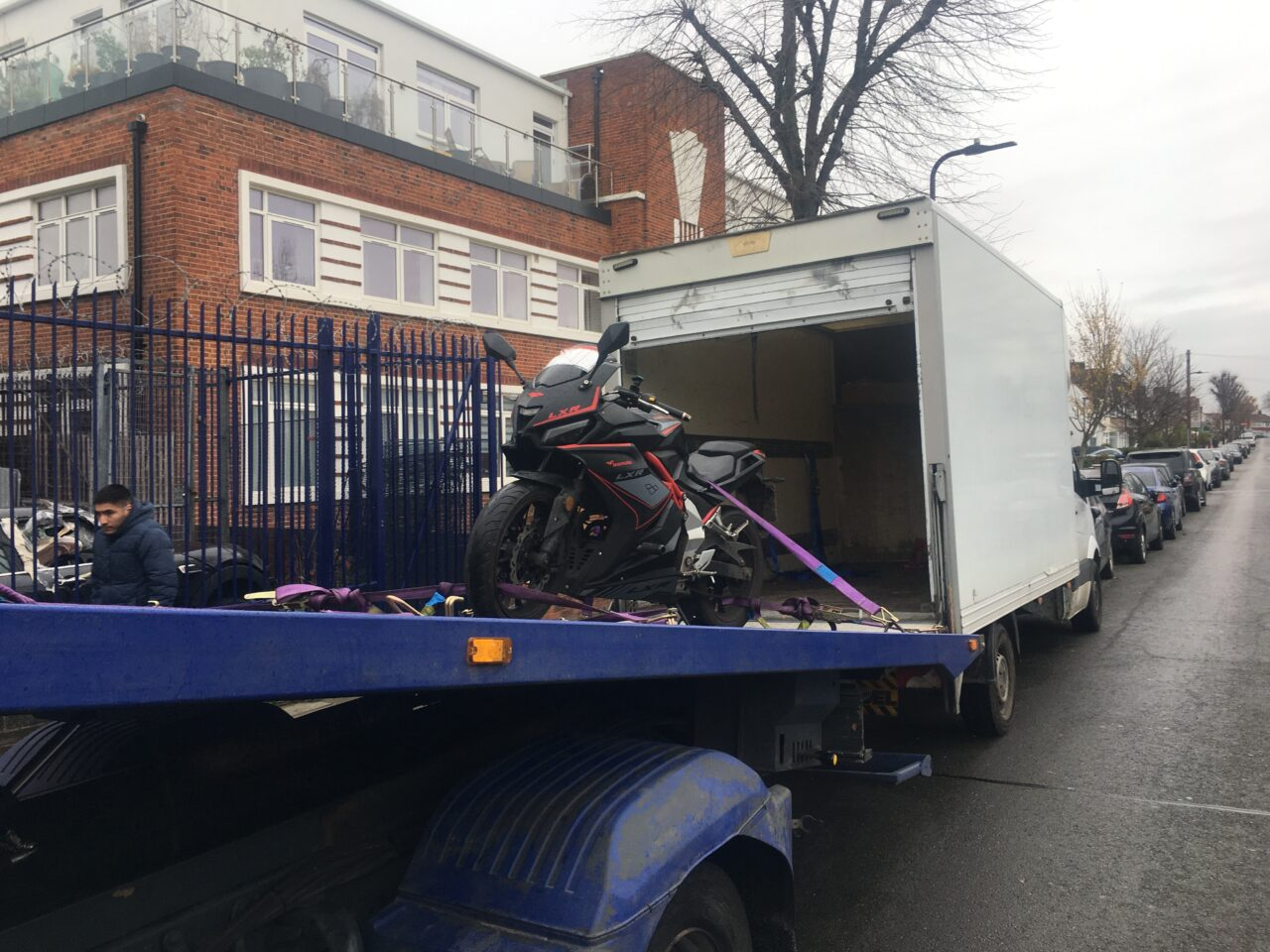 MOTOR BIKE RECOVERY SERVICES