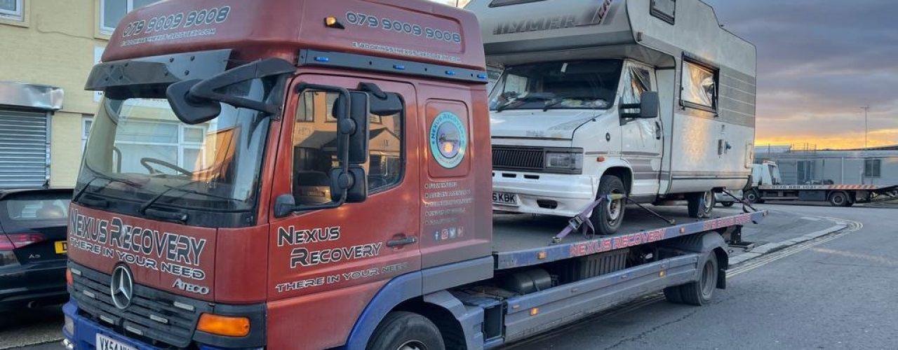 Charlton car pound recovery