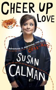 Cheer Up Love book cover by Susan Calman