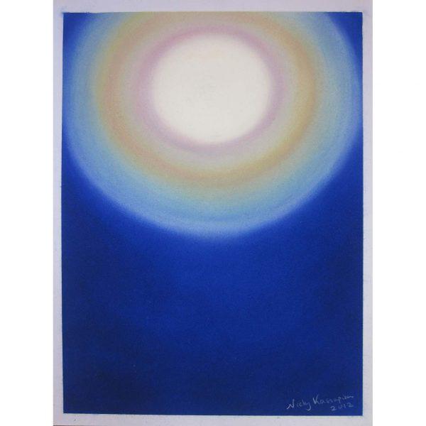 Full-Moon-Painting