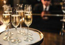 Revisoreksamen champagne