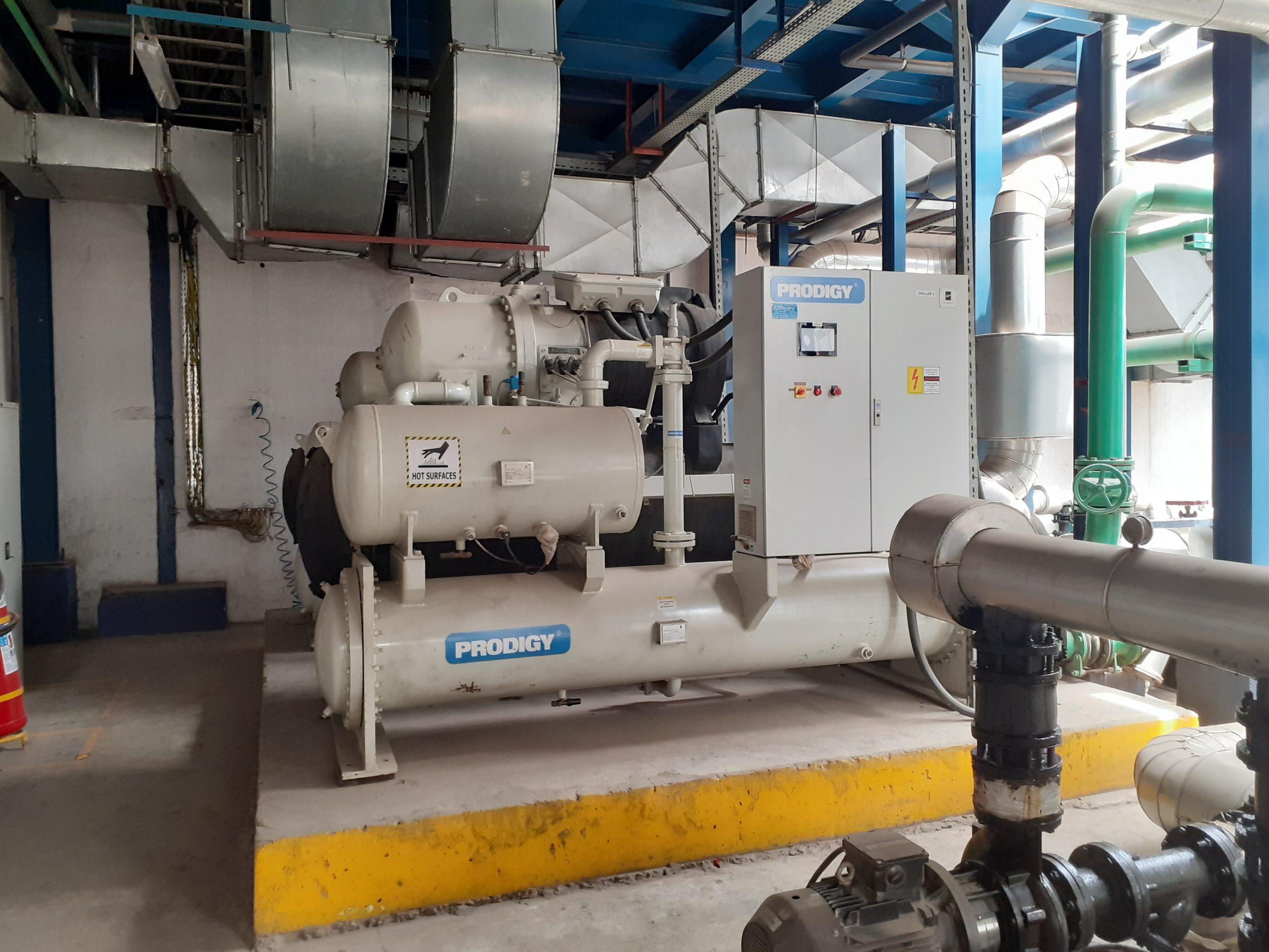 Central air conditioner in nigeria. Akpo Oyegwa Refrigeration Company