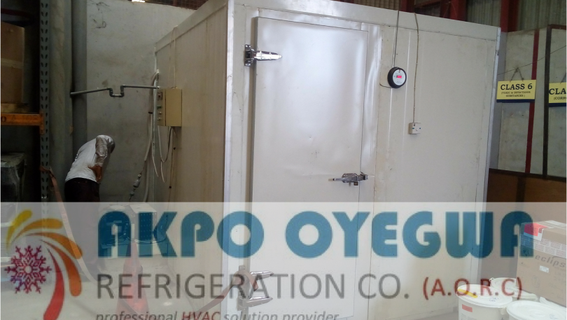 Cold Room prices in Nigeria