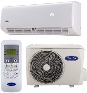 Carrier 2HP Hi-Wall Split Air Conditioner – R410
