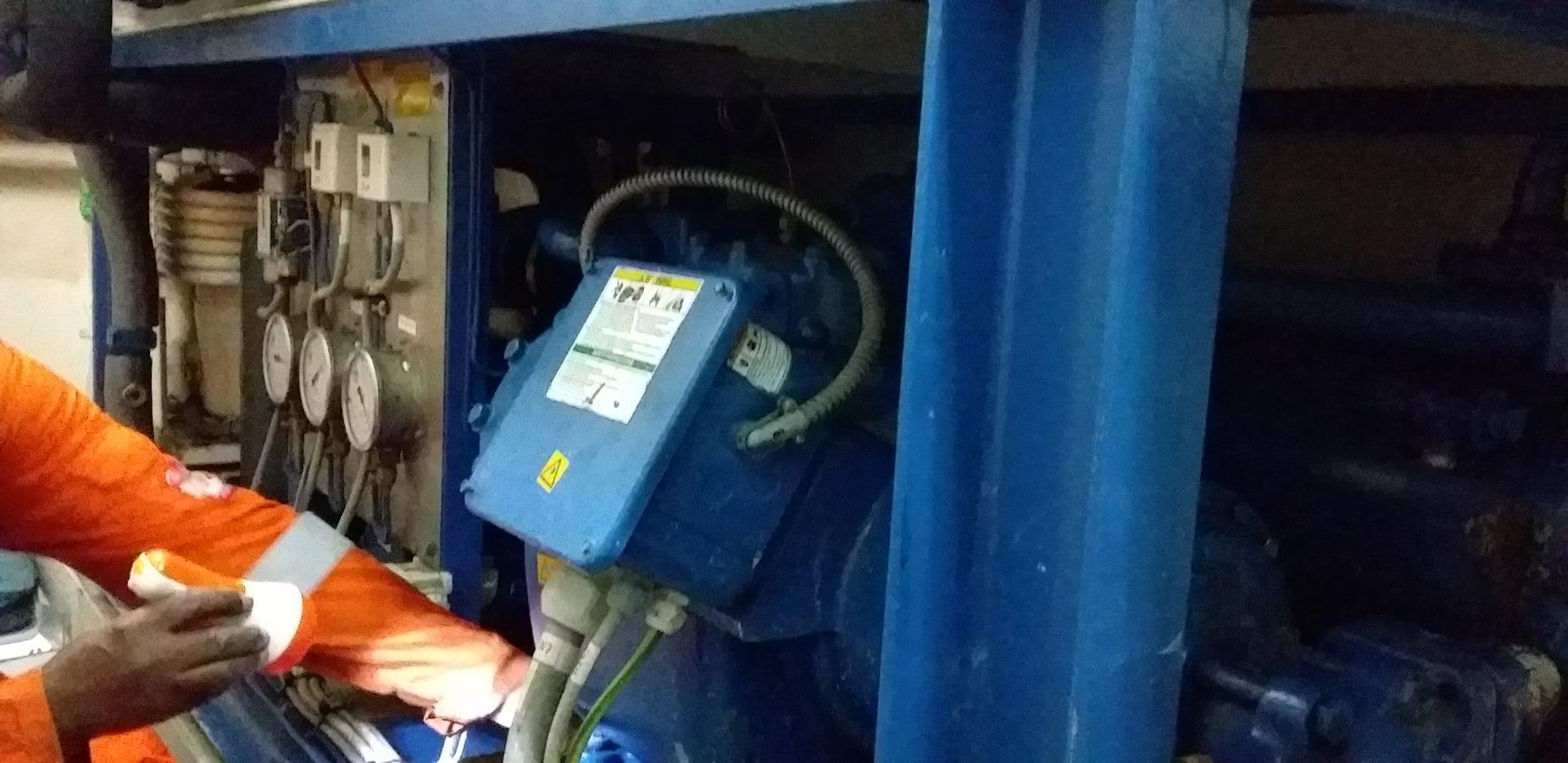Central air conditioner in nigeria. Akpo Oyegwa Refrigeration Company.HVAC Nigeria.jpg