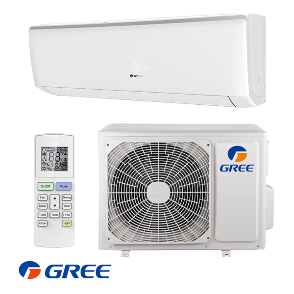 Gree 1.5HP Split Air Conditioner - BORA SERIES. Akpo Oyegwa Refrigeration Company