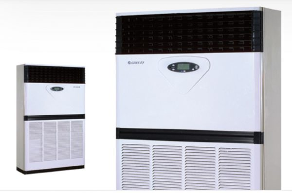 Gree 10HP Floor Standing Air Conditioner - Inverter..jpg