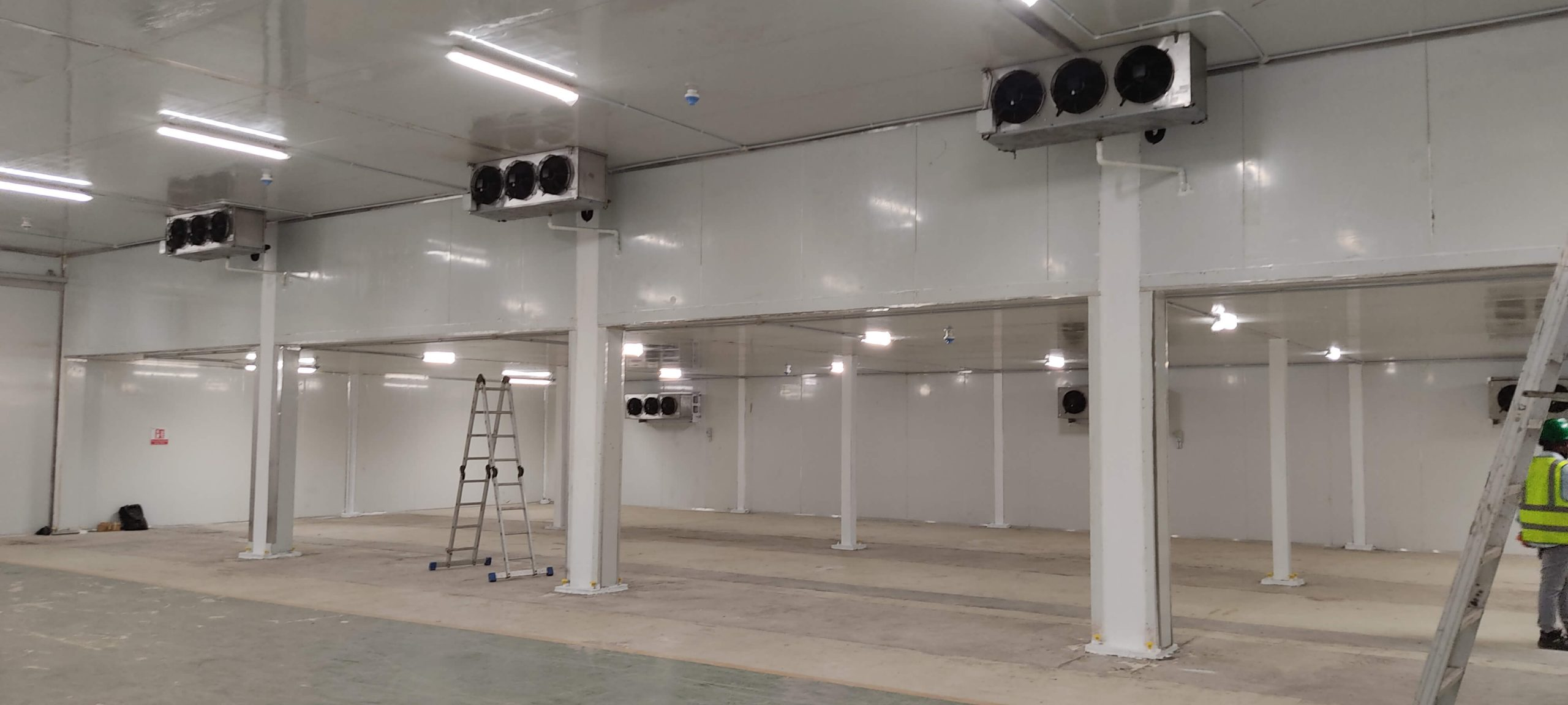 COLD ROOM MANUFACTURERS IN NIGERIA by Akpo Oyegwa Refrigeration Company