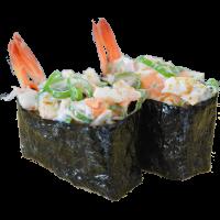 Spicy Ebi Gunkan