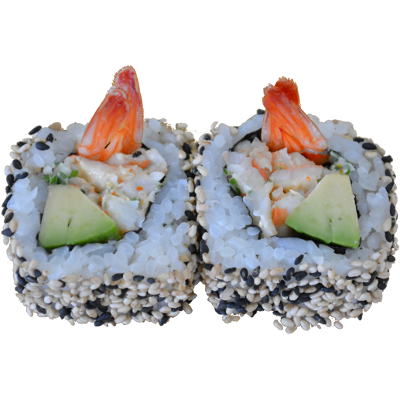 Spicy Ebi Inside Out