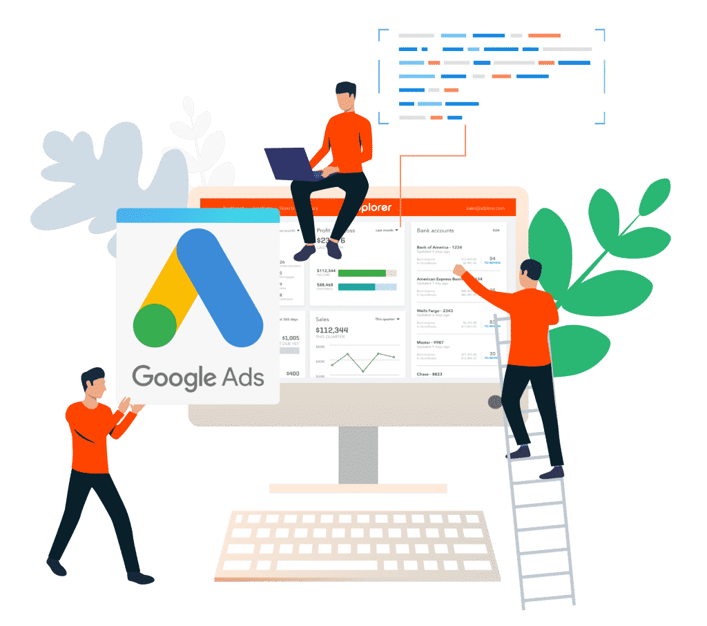 google ads marketing company