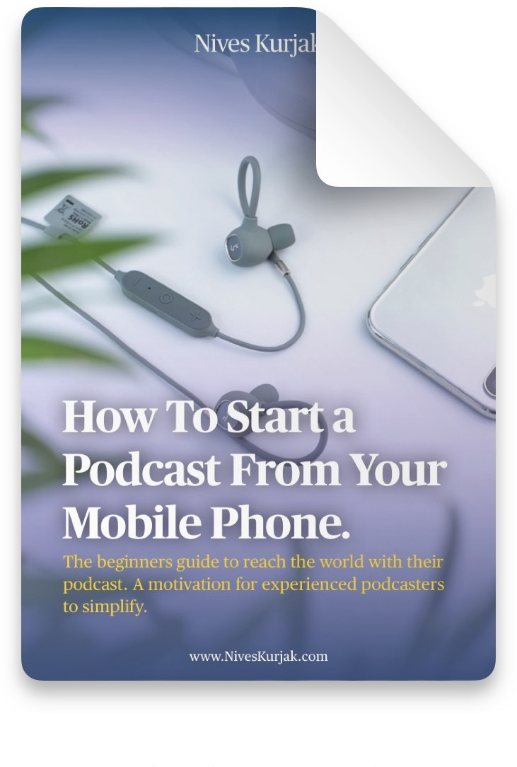 How to podcast from your mobile phone