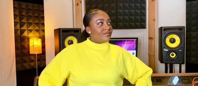 """Noémie K.B présente """" Je me rappelle """" Le premier single de son Ep."""