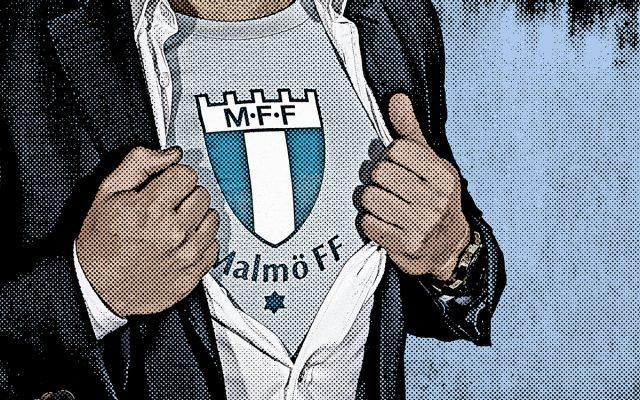 Malmö FF Superman