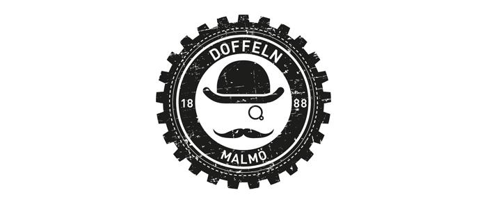 Kafé Doffeln Malmö Logotyp