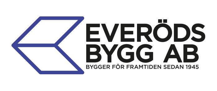 Everöds Bygg Logotyp